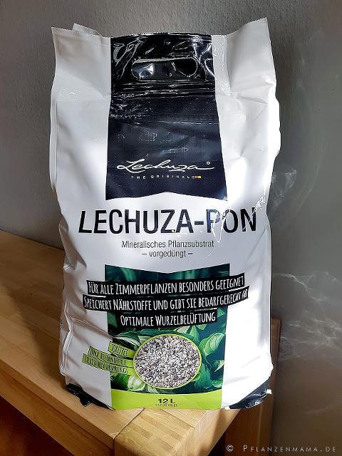 Mineralisches Substrat Lechuza Pon